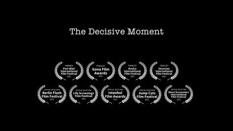 The Decisive Moment